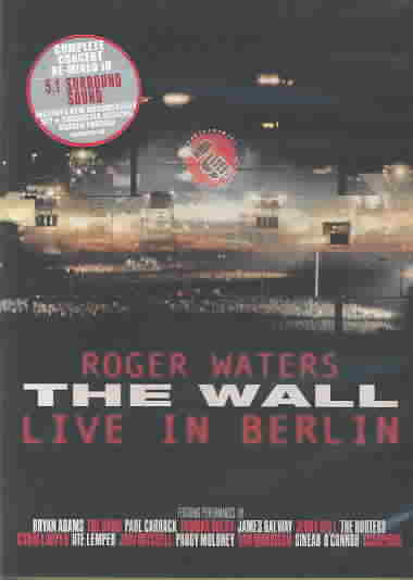 WALL - LIVE IN BERLIN BY WATERS,ROGER (DVD)